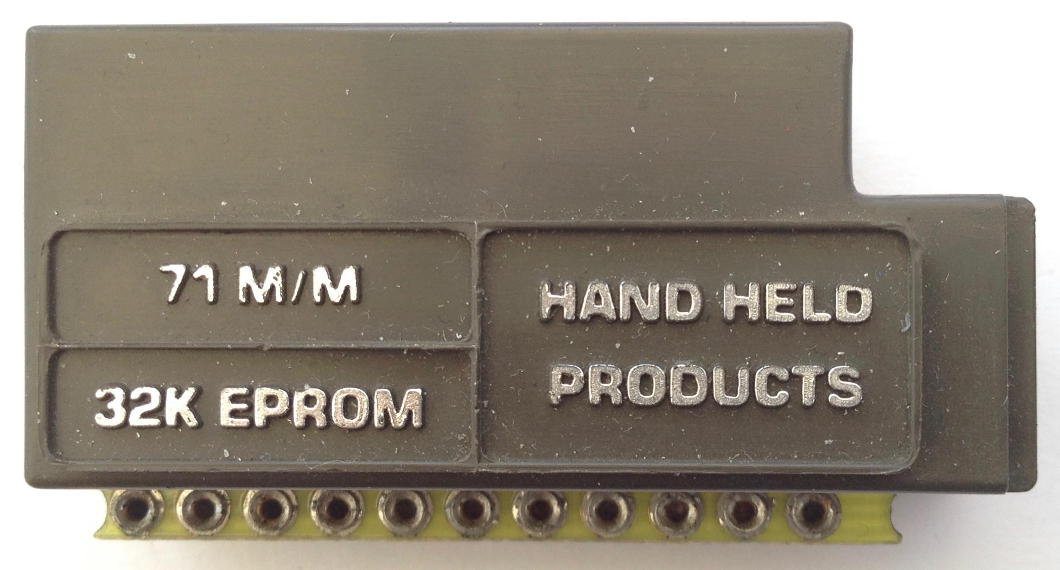 Hp 71b Owner manual